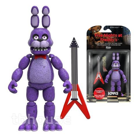 five nights at freddys bonnie by wolfdomo on deviantart 5 quot bonnie figure five nights at freddy s action spring