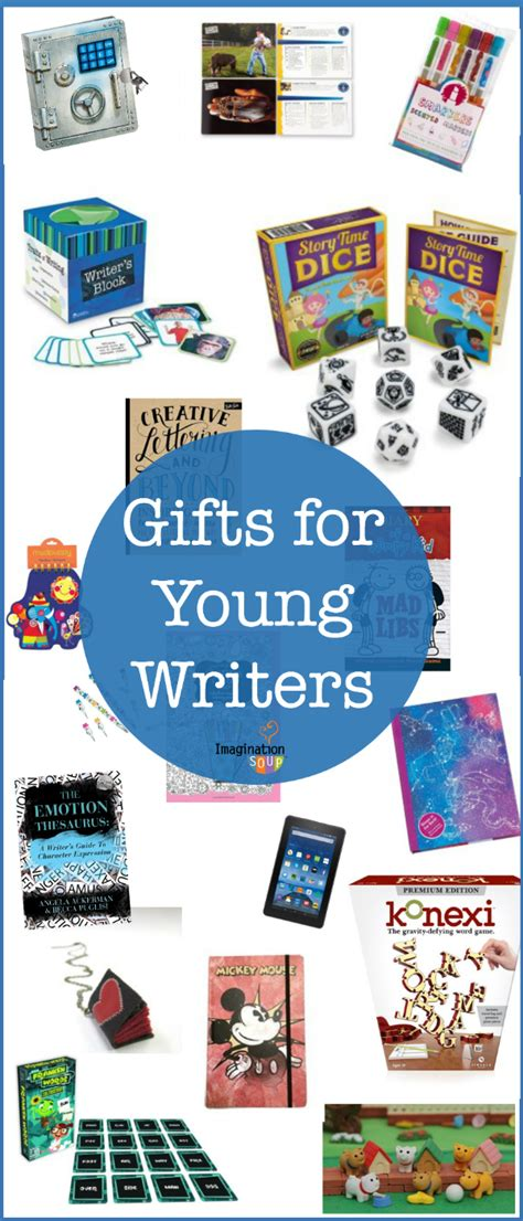 gifts for young writers kids writing holiday gift guide