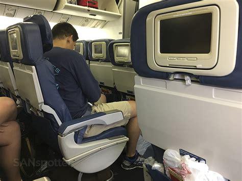 delta 767 400 economy comfort delta air lines 767 400 er comfort premium economy