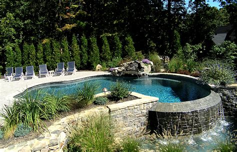 Aquascape Pool Design by Aquascape Pool Designs