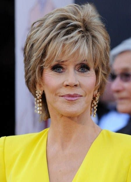 Razor Haircuts For Older Women | classy hairstyles for older women