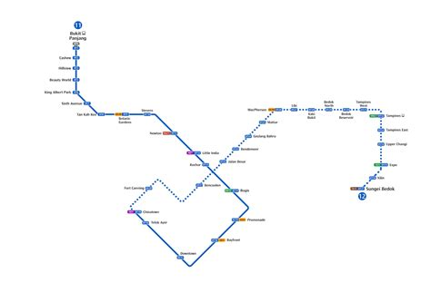 maps downtown  projects public transport land