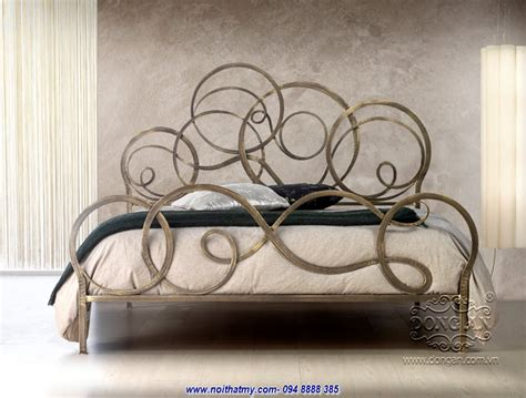 Full Bedroom Furniture Sets 10 samples of iron beds beautiful art cnc cutting