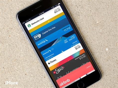 Add Apple Gift Card To Wallet - how to add delete and rearrange cards in wallet on iphone imore