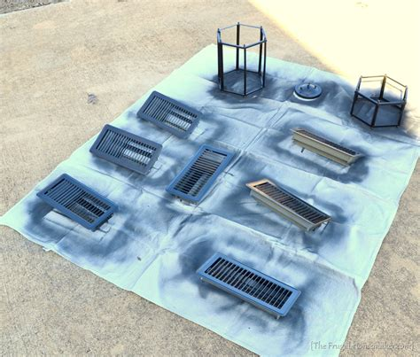 spray painting vent covers update your vent covers with spray paint