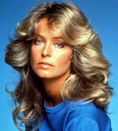 farrah fawcett haircut the farrah fawcett eva christine traveltician