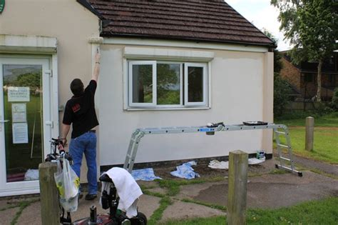 plymouth bretheren plymouth brethren gives of paint to binley woods