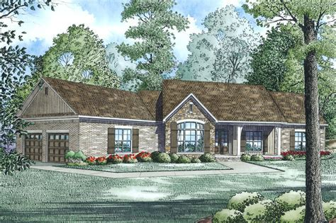 House Plan #153 1979: 3 Bdrm, 2,279 Sq Ft Ranch Home