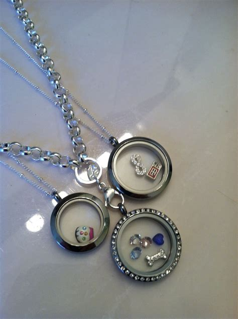 Origami Owl Type Charms -