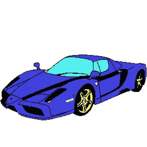 Coloriage Voiture Ferrari Enzo Coloriage En Ligne Voiture FerrariL