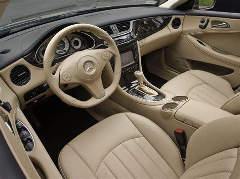 Mercedes Cls Interior 2010 mercedes cls class price photos reviews