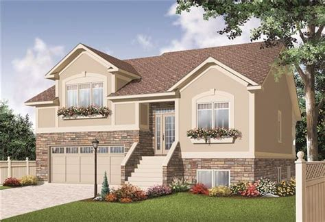 Multi Level House Plans Home Plan Collection Of 2015 Multi Level House Plans