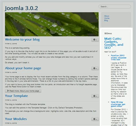 joomla tutorial pdf 3 3 310 joomla 3 1 rss newsfeeds component tutorial