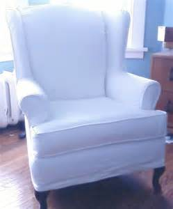 Wing chair slipcovers suzy slipcover pretty slipcovers pinterest