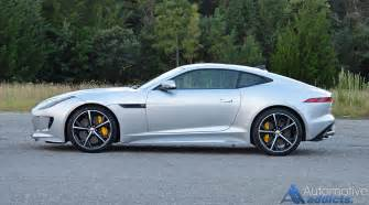 2016 Jaguar F Type Coupe 2016 Jaguar F Type R Coupe Review Test Drive