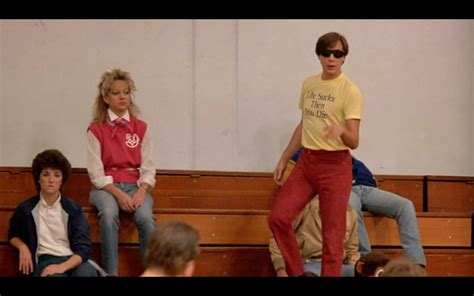 styles of 1985 watched teen wolf this weekend the 1985 movie not the show