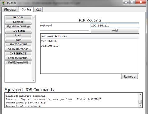 membuat vpn dengan cisco router cara membuat jaringan 1 router linkeys 1router 2switch 5