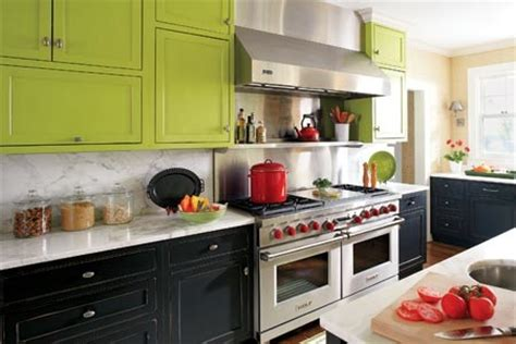 kitchen color combos spiced up kitchen color combos is this the newest trend