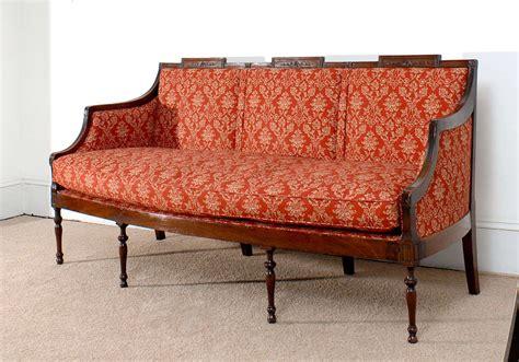 Edwardian Sofa by Edwardian Sofa For Sale At 1stdibs