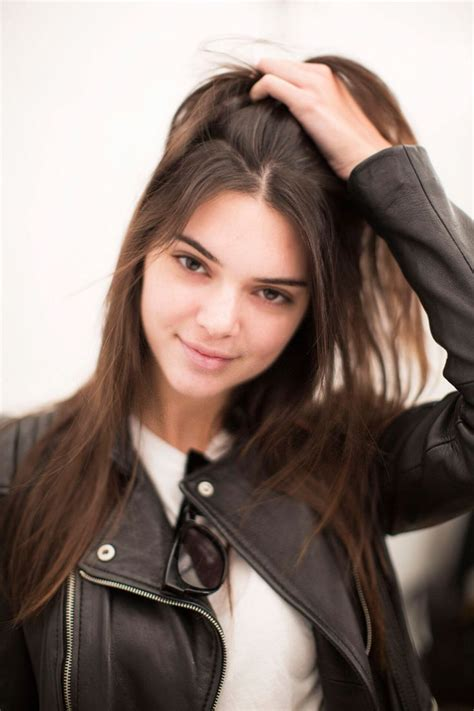 hairstyles for fine hair no body 25 best ideas about kendall jenner without makeup on