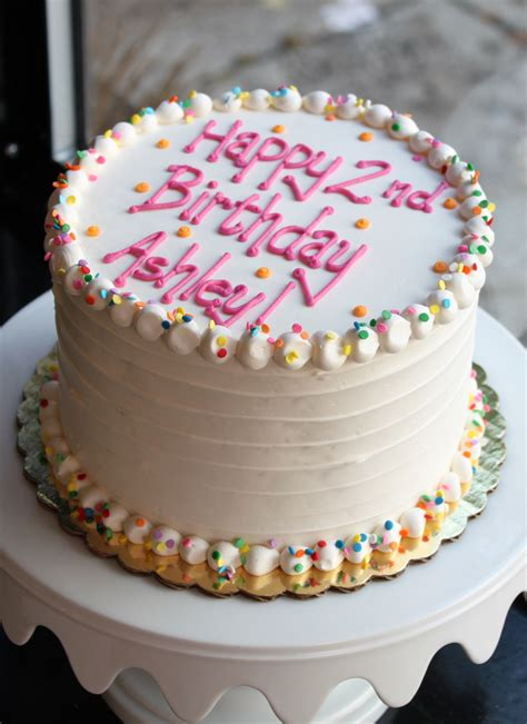 Simple Ideas To Decorate Home by Whipped Bakeshop Philadelphia Birthday Sprinkles Cake