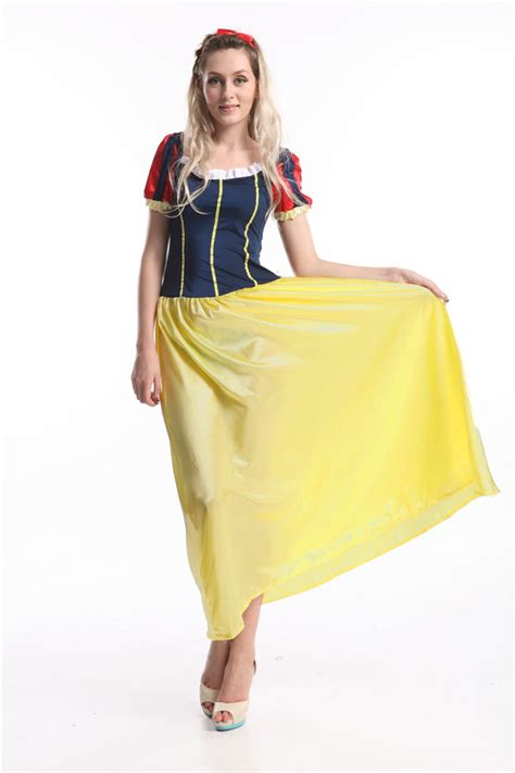 Snow White Dress Xl free shipping princess tale fancy dress costume snow white with