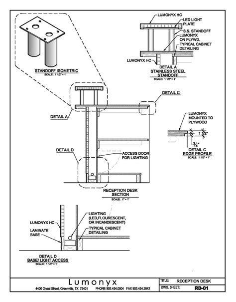 drawings   variety  applications lumonyx