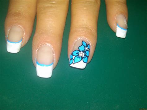 imagenes decoracion de uñas flores manicure para las u 241 as de las manos lindas u 241 as decoradas
