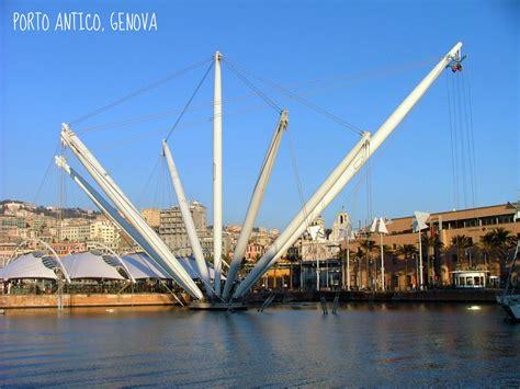 genova porto antico porto antico genova foto photo