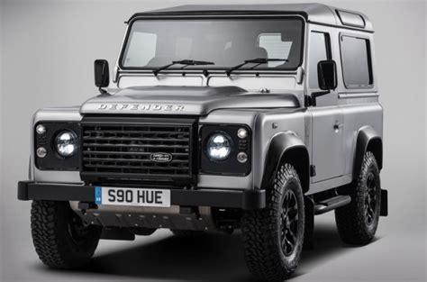 ranger defender brothers of company b books land rover builds custom 2 millionth defender vehicle