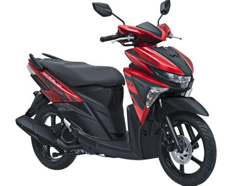 Lu Led Motor Gt 125 yamaha soul gt 125 aks merah dealer resmi kredit motor