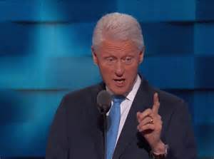 bill clinton s name bill clinton buries trump without saying his name in