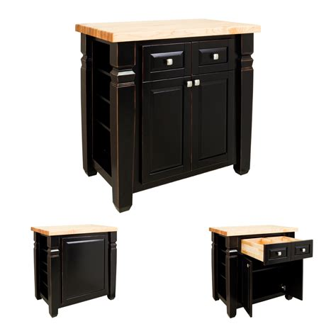 kitchen island black kitchen island small black loft ils12 agb