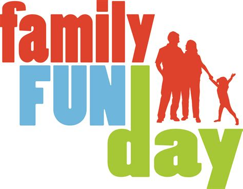 day logo free family day sun 17 may gould league