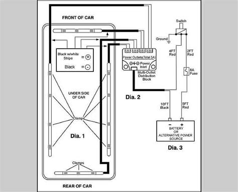 neon lighting wiring diagram lighting free