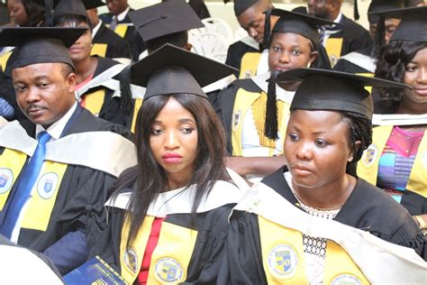Knust Mba Admission 2017 by Gtuc Holds 16th Congregation Ceremony