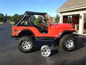 sell used 1975 jeep cj5 awsome in eagle wisconsin