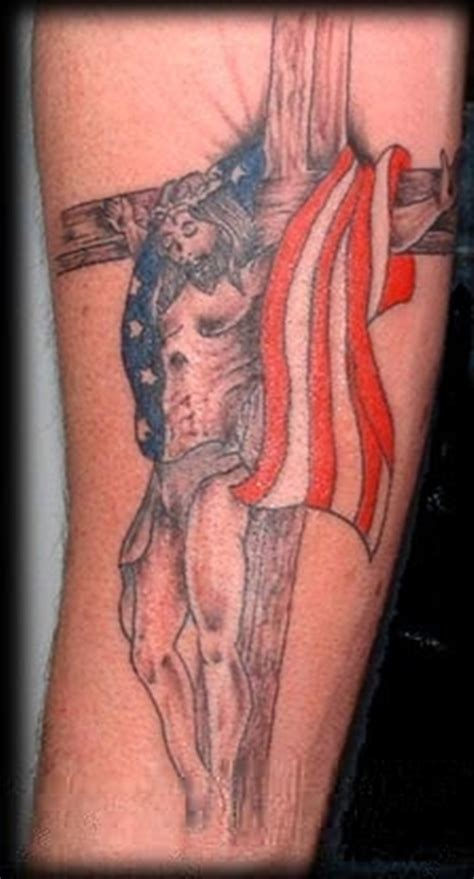 55 Heroic American Flag Tattoos Flag Tattoos