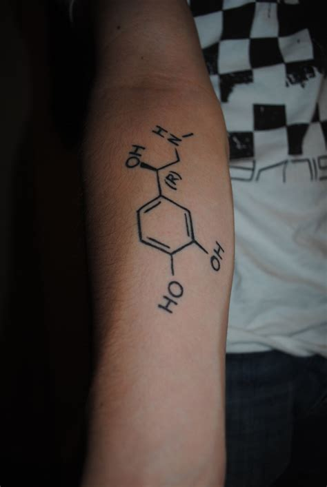 chemistry tattoos chemistry tat best design ideas