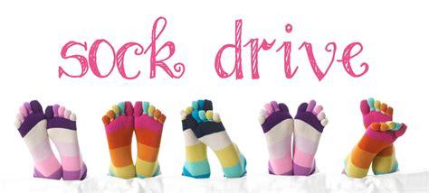 Socks For The Homeless Sock Drive Flyer Template