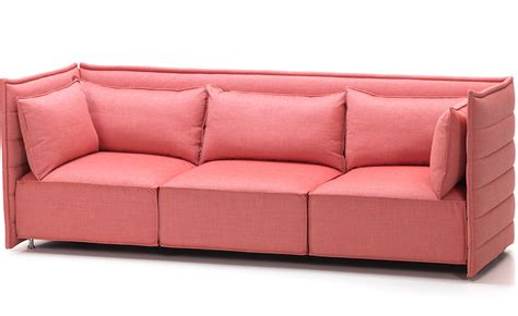 alcove sofa alcove plume 3 seater sofa hivemodern com