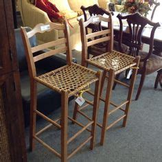 Maple Bar Stools With Leather Seats by Oak Rocking Chair Item 791 30 Price 145 00 Http
