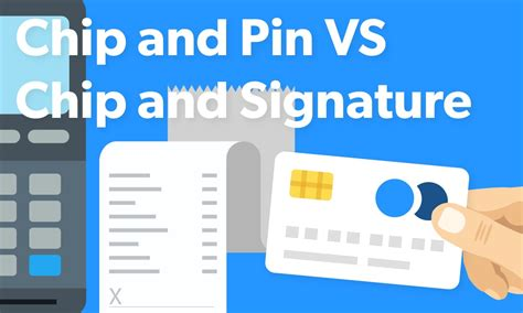 chip and pin vs chip and signature card hub chip and pin archives learn tidal commerce