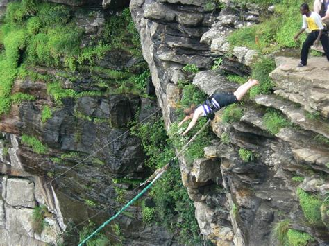 gorge swing oribi gorge swing photo
