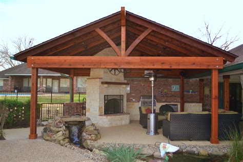 building a backyard pavilion small decks with pergola pavilion outdoor fireplace and