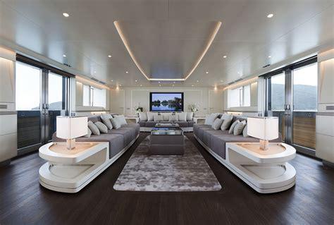 Yacht De Luxe Interieur 4726 by Yacht