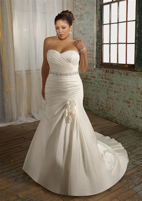 Plu Size Wedding Dresses by Plus Size Wedding Dresses Dressed Up