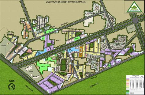 layout plan of garden city dlf garden city plots gurgaon dlf plots gurgaon