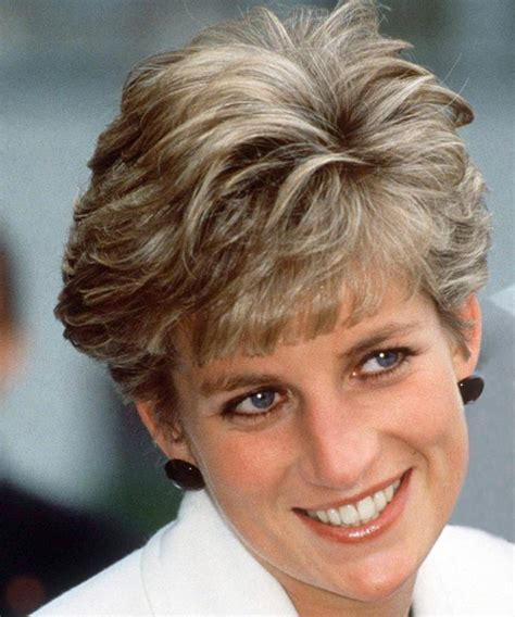 Princess Diana Hairstyles by Pin Princess Diana Hairstyles On