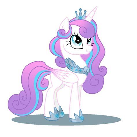 Casing Vivo 5 Plus My Pony Friendship Custom princess flurry by lieutenantkyohei on deviantart